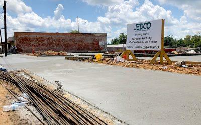 Progress – Revitalizing Downtown Jasper